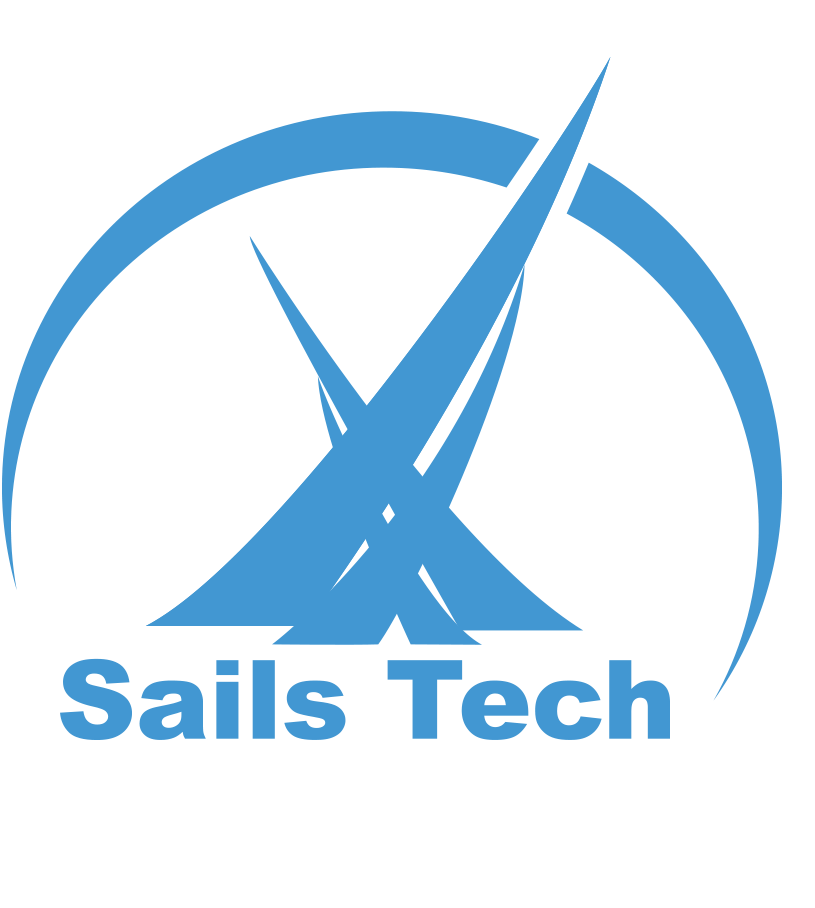 Logo sails Tech
