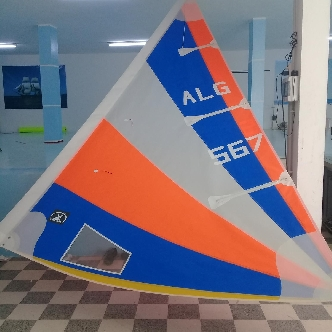 Voile Lazer Triradial